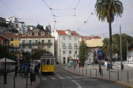 Σαββατοκύριακο στη Λισαβόνα