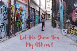 Let Me Show You My Athens – Μάρτιος