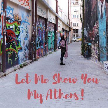 Βόλτες στην Αθήνα μετά την καραντίνα