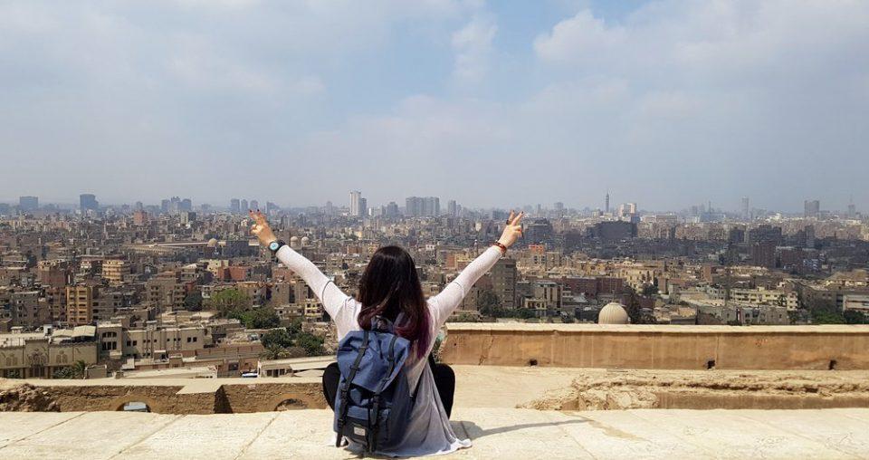 Ταξιδεύοντας στο Κάιρο
