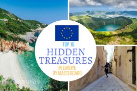 15 οικονομικά διαμαντάκια στην Ευρώπη