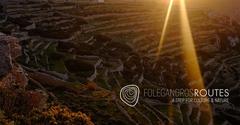 Folegandros Routes Project: Περπατώντας τη Φολέγανδρο