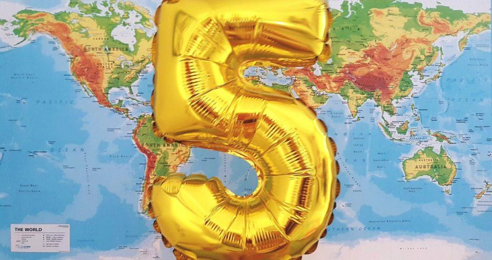 ΜΕΓΑΛΟΣ ΔΙΑΓΩΝΙΣΜΟΣ: 5 χρόνια Tstories!