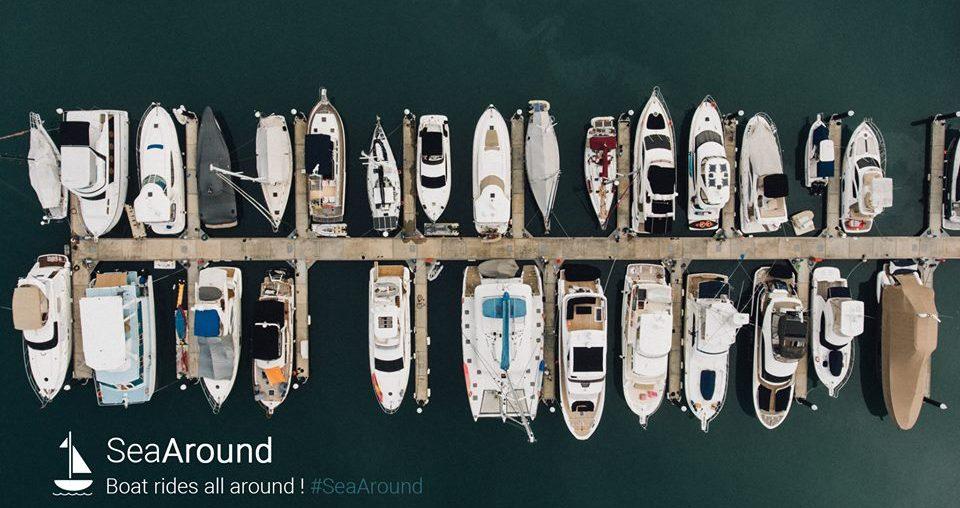 SeaAround ένα θαλάσσιο ταξί στην πόρτα σου!