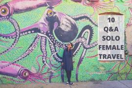 10 ερωτήσεις για το solo female travel (και οι απαντήσεις τους)