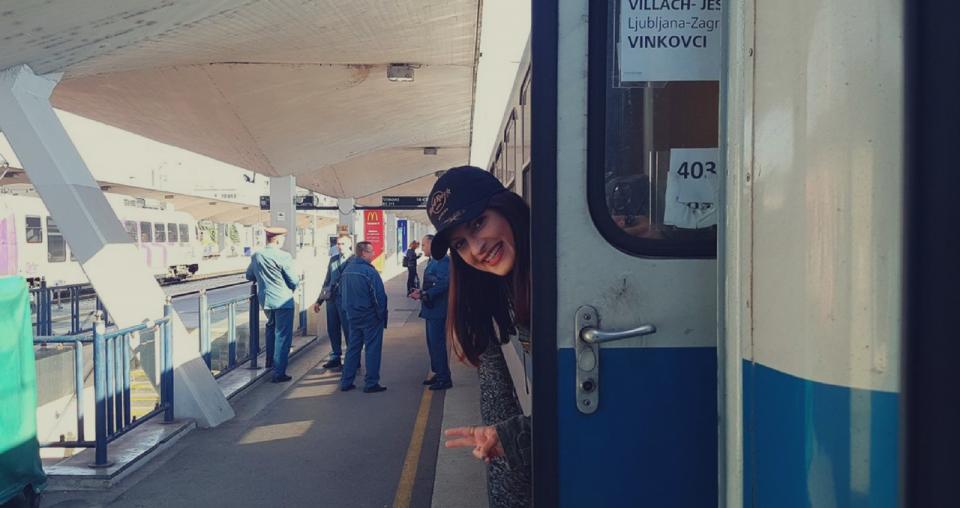 10 αγαπημένες στιγμές από το Interrail μου