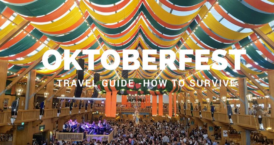 Πώς να τα βγάλεις πέρα στο Oktoberfest