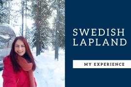 SkyNest: Η εμπειρία μου στη Σουηδική Λαπωνία