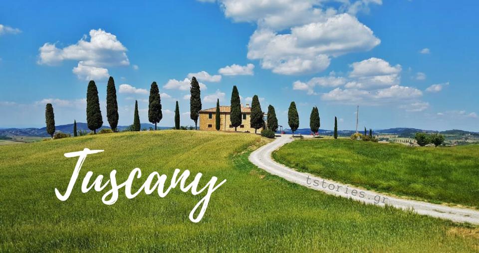 Who's in for a road trip in Tuscany?