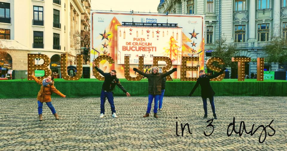 Τριήμερο στο Βουκουρέστι
