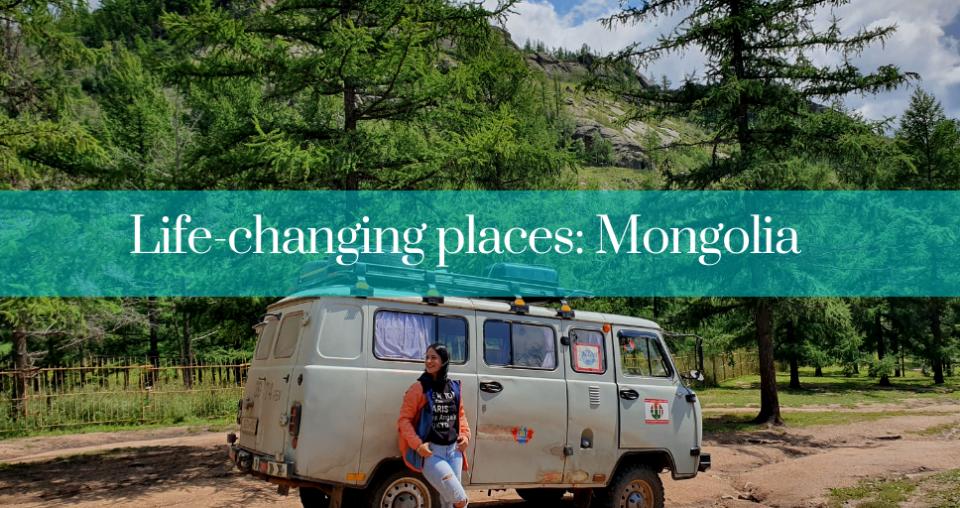 Ταξίδια που σου αλλάζουν τη ζωή