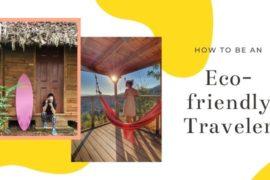 Οδηγός για eco-friendly travelers