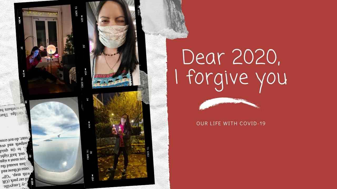 Αγαπητό 2020, σε συγχωρώ